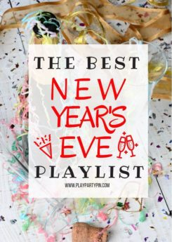 Best 2019 New Year's Eve Playlist
