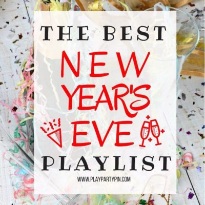 New Year's Eve Playlist