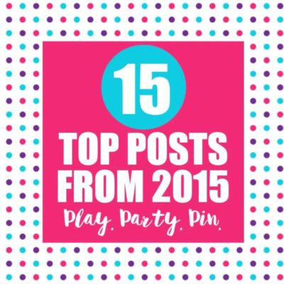 15 Most Popular Posts in 2015