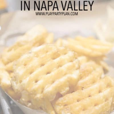 The Hunt for the Best Potatoes in Napa Valley