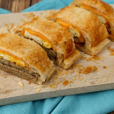 Breakfast Wellington Recipe