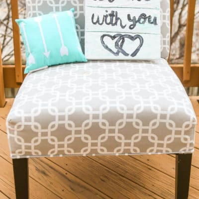 Forever With You Faux Pallet Sign