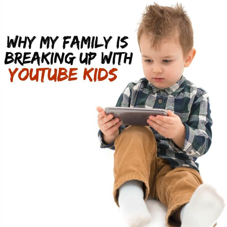 How surprise egg videos on YouTube are negatively impacting kids and why my family is breaking up with YouTube because of it