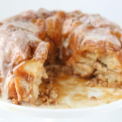 Pineapple Monkey Bread Recipe