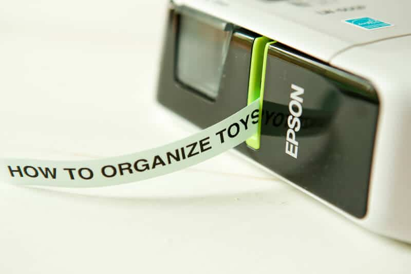 5 great tips to keep toys organized from www.playpartyplan.com. I absolutely love #4!