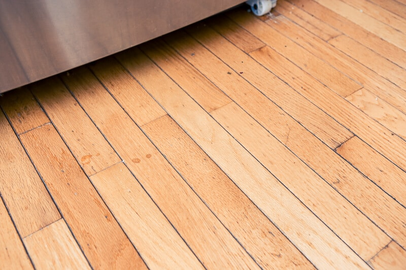Tips to keeping hardwood floors clean with kids