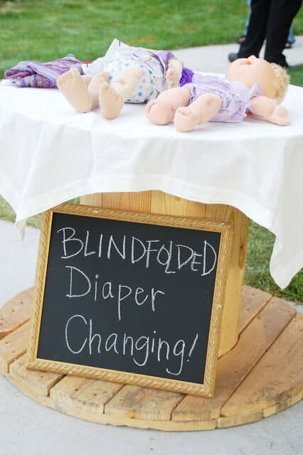 20 MORE hilarious baby shower games with everything from active baby shower games to printable baby shower games! Tons of great ideas on playpartyplan.com.