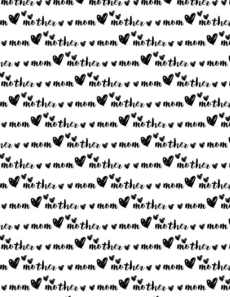 image relating to Free Printable Wrapping Paper known as Free of charge Printable Wrapping Paper for Moms Working day - Enjoy Get together Software