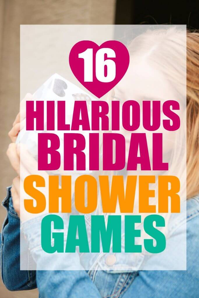 16 Hilarious Bridal Shower Games Everyone Will Absolutely Love