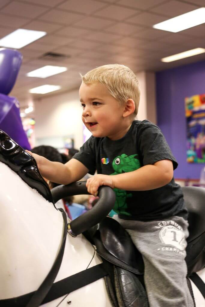 Forget everything you knew about Chuck E. Cheese's and read this post on six surprising reasons you need to visit right now. I definitely never would've thought about some of these things!