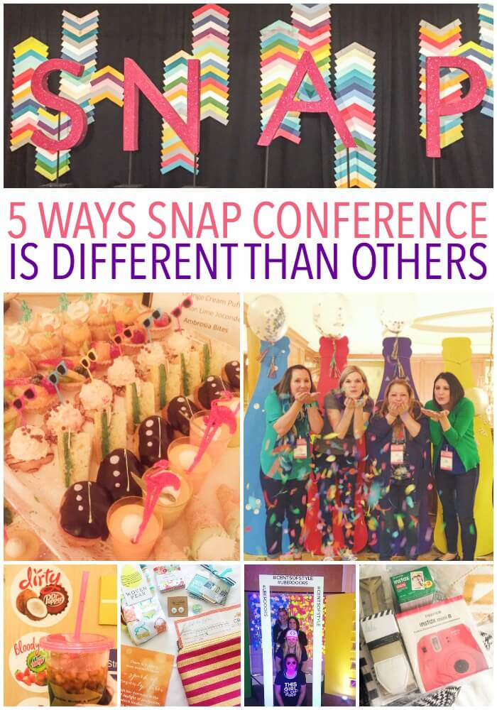 SNAP Conference is nothing like any other conference you've been to and here's why!