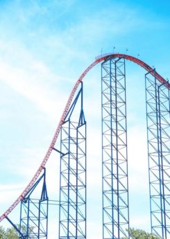 Great packing list for amusement parks, including a bunch of things you probably didn't think of!