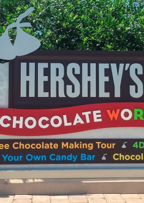 What Makes Hershey's Chocolate World So Sweet