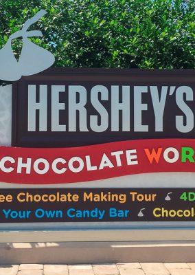 What Makes Hershey's Chocolate World So Sweet