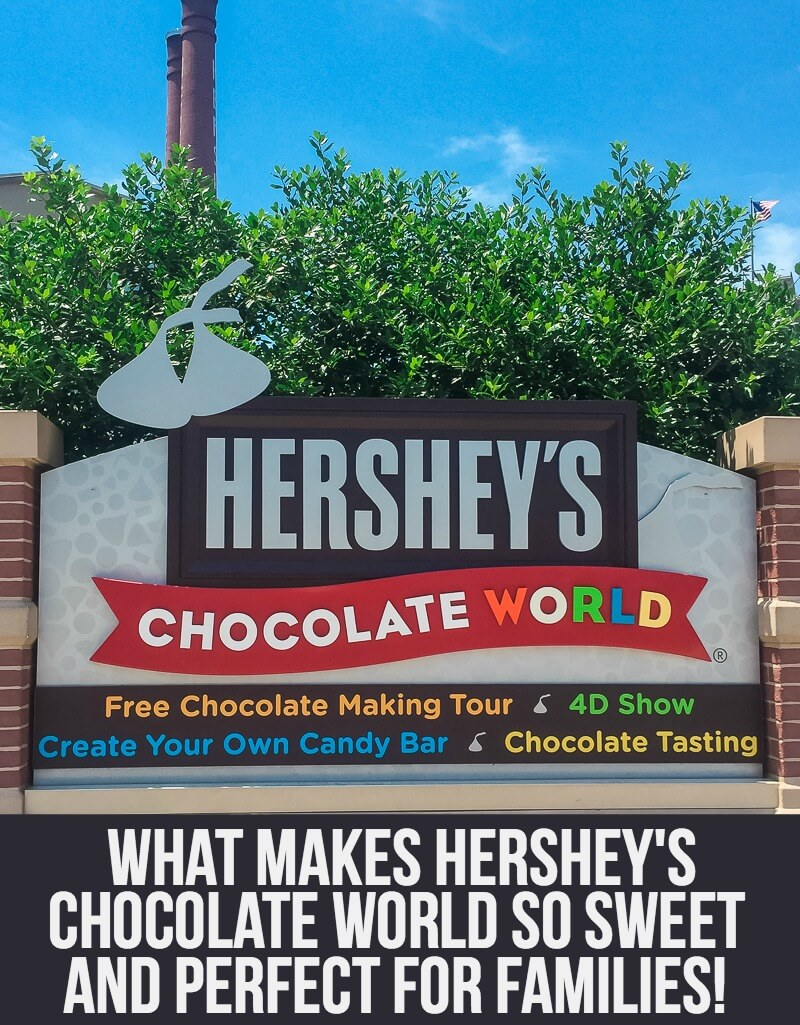 What Makes Hershey's Chocolate World So Sweet - Play.Party.Plan