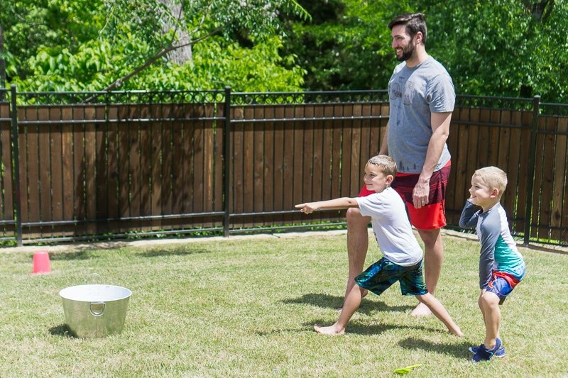 Fun water balloon games for kids and adults