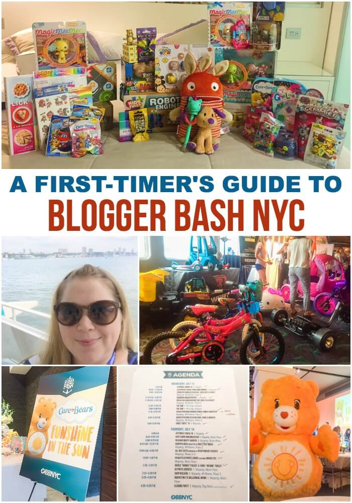 Everything you need to know about attending Blogger Bash including tips from a first-timer!
