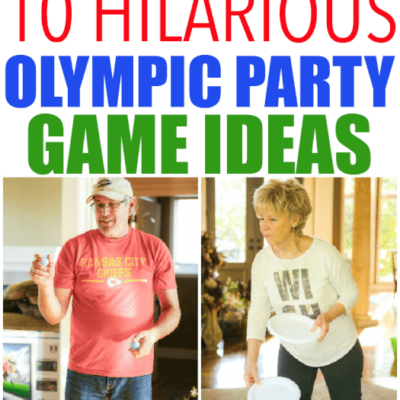 10 Hilarious Go for the Gold Party Games
