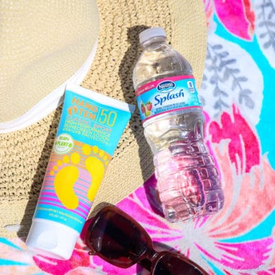 7 Items You Should Always Pack for the Beach