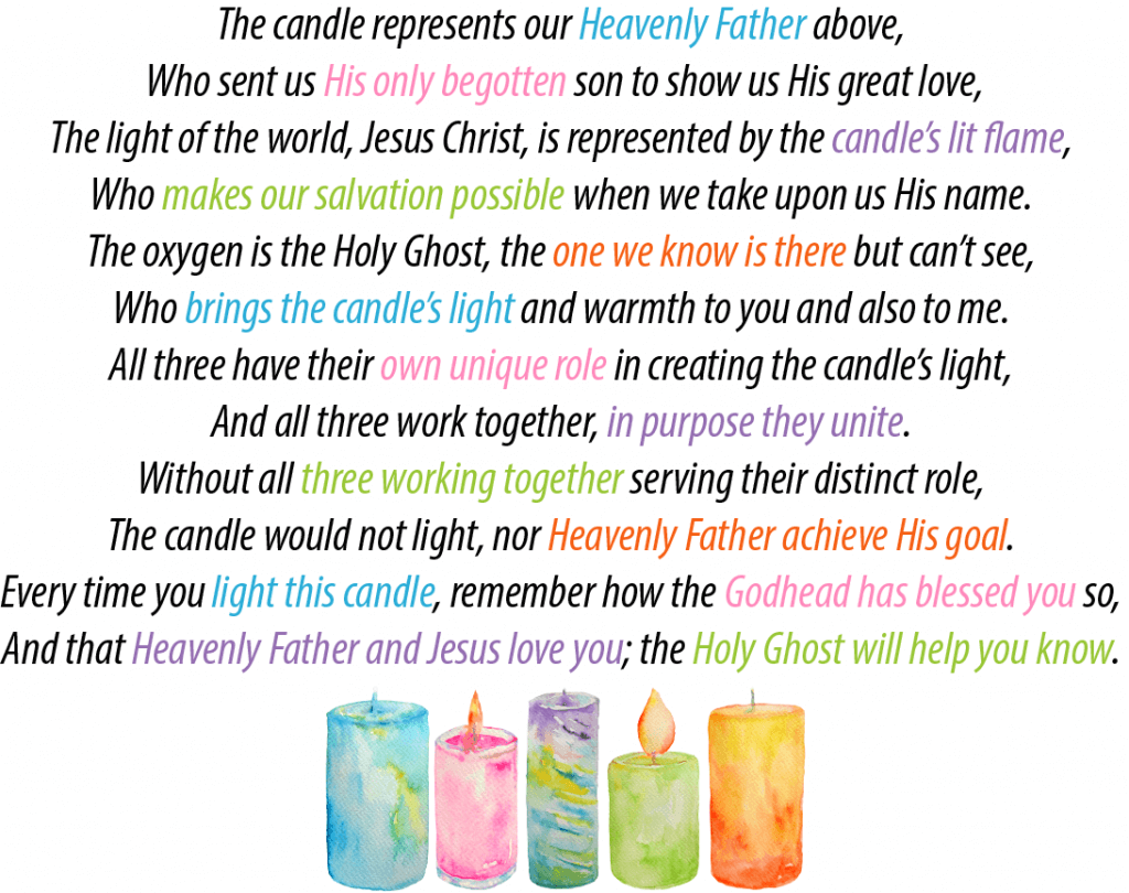 Candle-poem