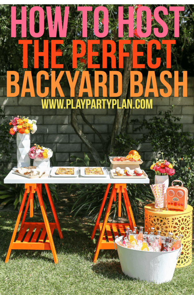 Pleasant How To Host A Backyard Bash Your Guests Will Love With Excellent Tons Of Great Ideas To Host A Fun Backyard Bash Everything From Easy Games  To With Amusing Oriental Garden Deland Also Benmore Botanic Garden In Addition Glasgow Garden Centre And Gardening Beginners As Well As Ideas For Front Garden Additionally Rats In The Garden Uk From Playpartyplancom With   Excellent How To Host A Backyard Bash Your Guests Will Love With Amusing Tons Of Great Ideas To Host A Fun Backyard Bash Everything From Easy Games  To And Pleasant Oriental Garden Deland Also Benmore Botanic Garden In Addition Glasgow Garden Centre From Playpartyplancom