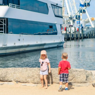 6 Fun Things to Do when Visiting National Harbor with Kids