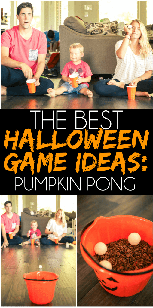 These are some of the best Halloween games out there! Perfect for adults, for older kids, or even for children as young as preschool. Play them either minute to win it style or if it's for school, the person to win each game wins a prize! These would be perfect for party with teens or even for tweens! I can't wait to try #4!