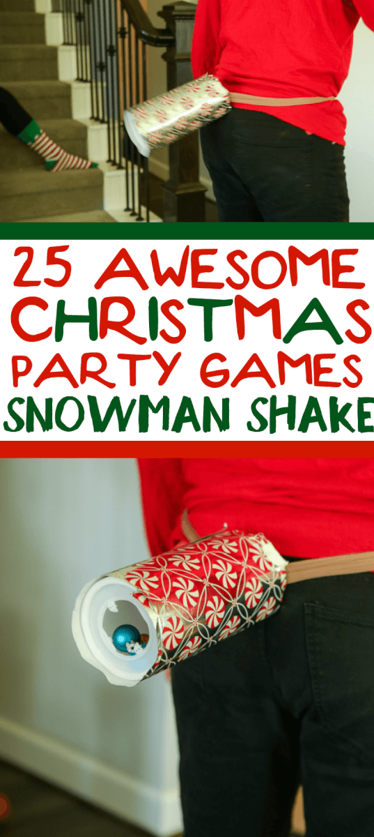25 funny christmas party games that are great for adults for groups for teens