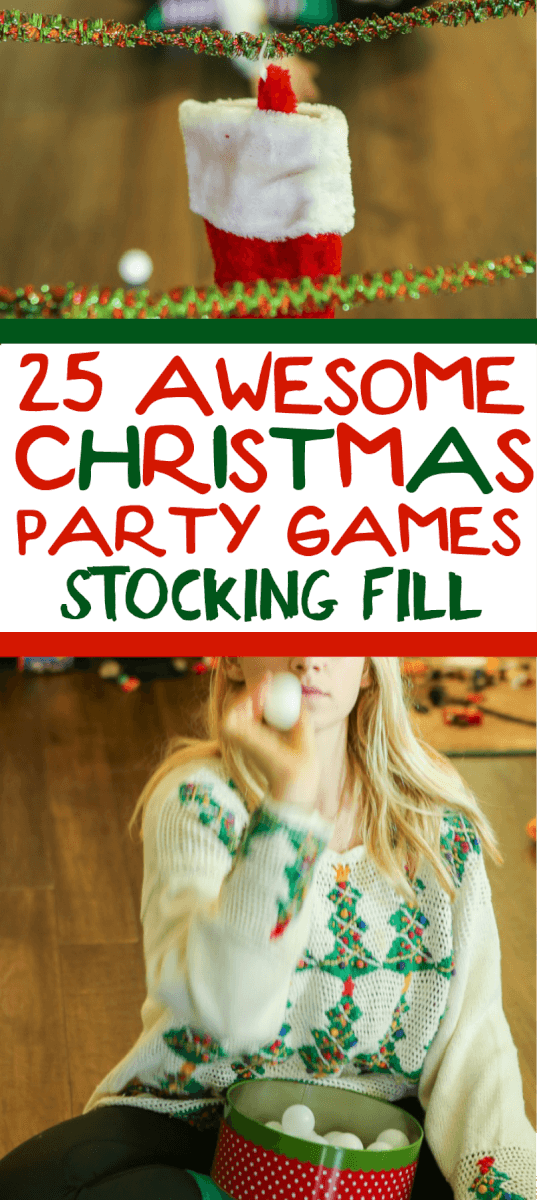 Christmas Party Ideas For Teens Part - 49: 25 Funny Christmas Party Games That Are Great For Adults, For Groups, For  Teens