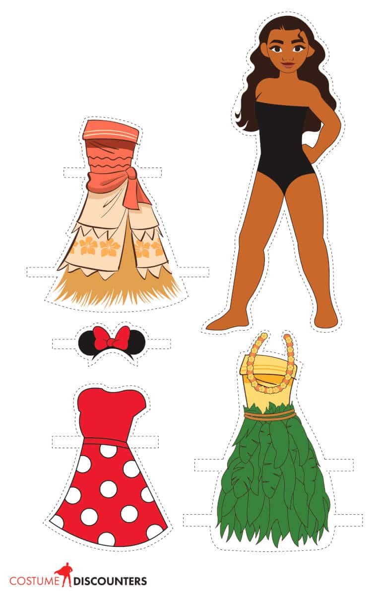image about Printable Moana known as Absolutely free Moana Printables - Coloring Webpages, Social gathering Printables