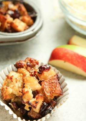 Easy Thanksgiving Stuffing Cups