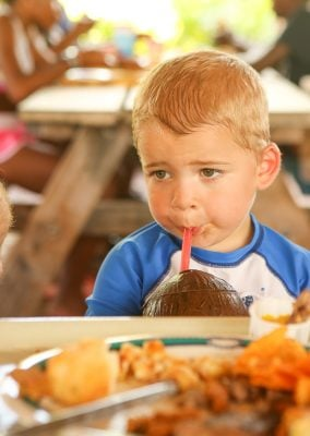 Dining on a Disney Cruise with Young Kids