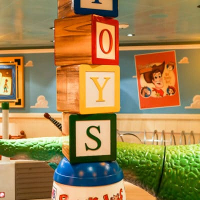 Disney Cruise Kids Club for Preschoolers