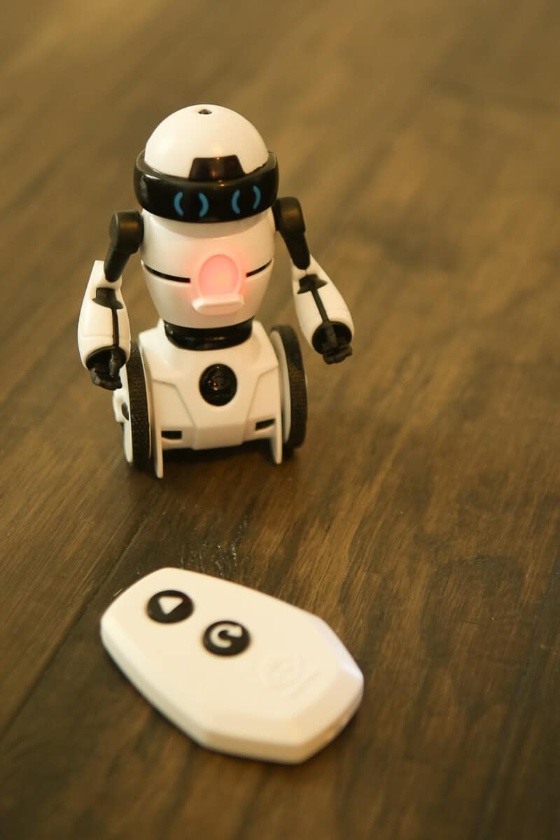 MiP the robot makes one of the best toys for 3 year old boys