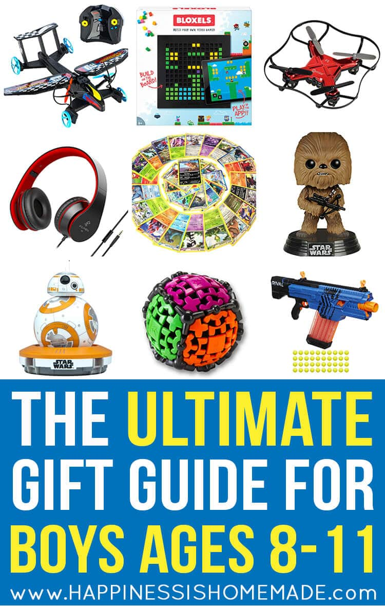 Toys For Boys Age 10 11 : Amazing gifts toys for year olds who have everything