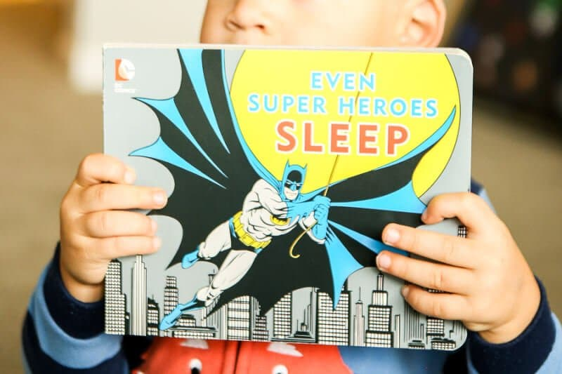 These superhero books make great gifts for 3 year old boy