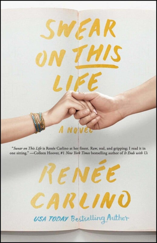 cover of the book Swear On This LIfe