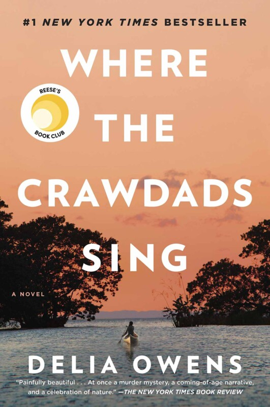Cover of the book Where the Crawdads Sing