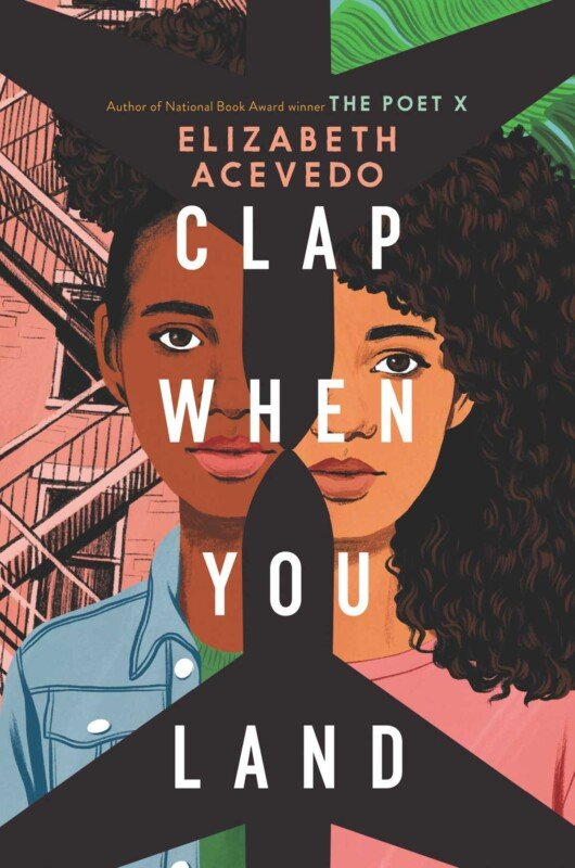 cover of the book Clap When You Land