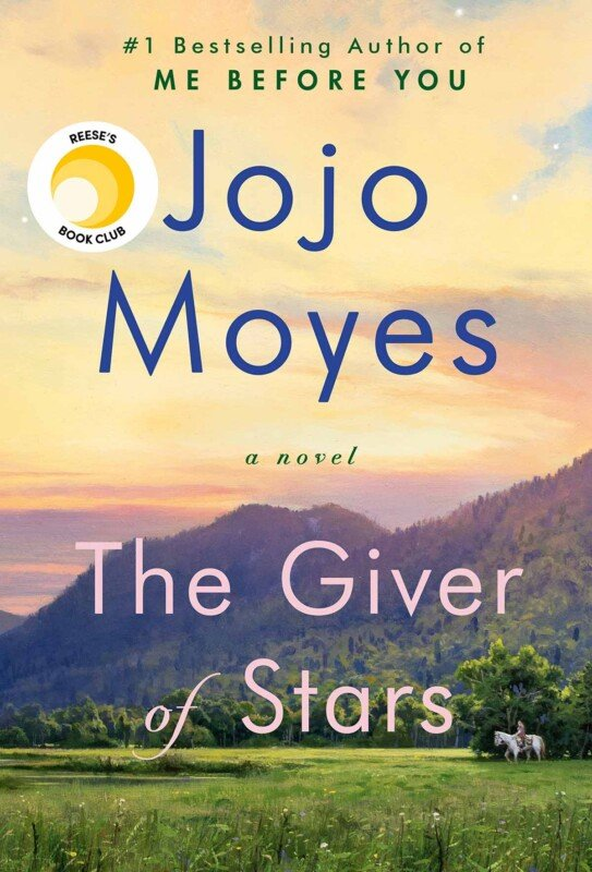 Cover of the book The Giver of Stars