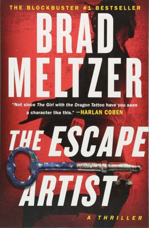 Cover of the book The Escape Artist