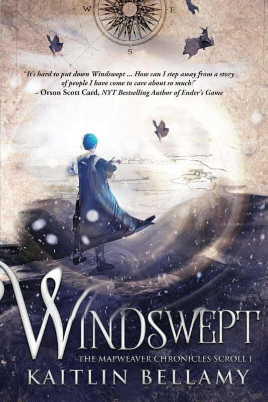 Cover of the book Windswept