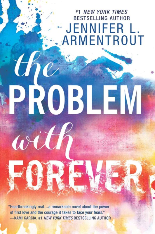 Cover of the book The Problem with Forever