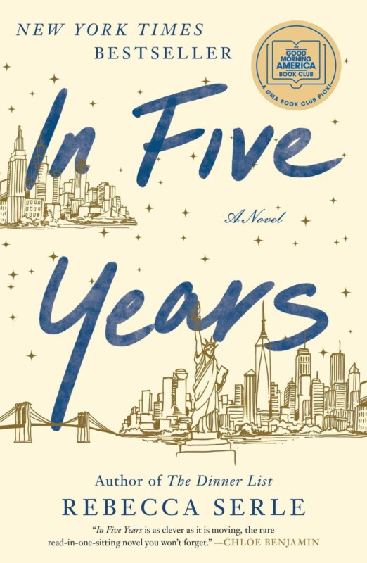 Cover of the book In Five Years