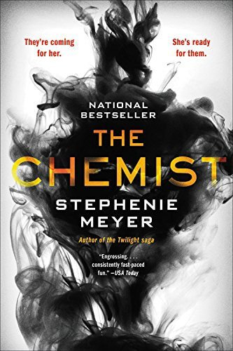 Cover of the book The Chemist