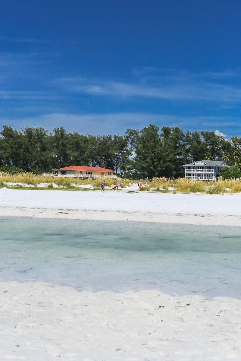 beach at Anna Maria Island