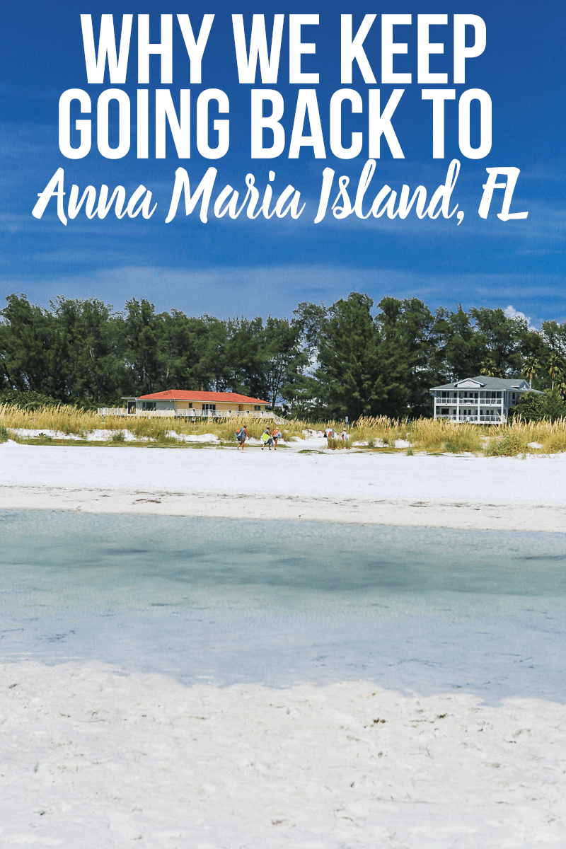 7 Reasons Why Anna Maria Island is the perfect family travel destination and why we keep returning year after year via @playpartyplan