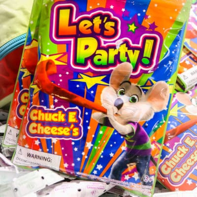 Planning a Chuck E Cheese Birthday Party – Everything You Need to Know