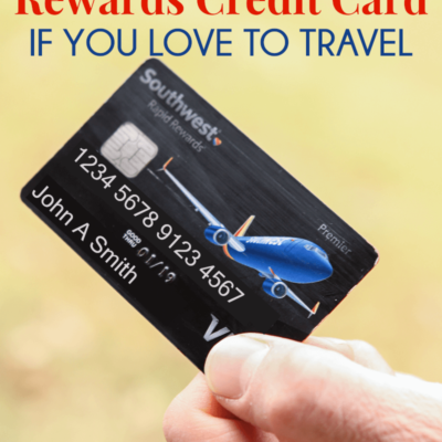 Why I Love My Southwest Rapid Rewards Credit Card