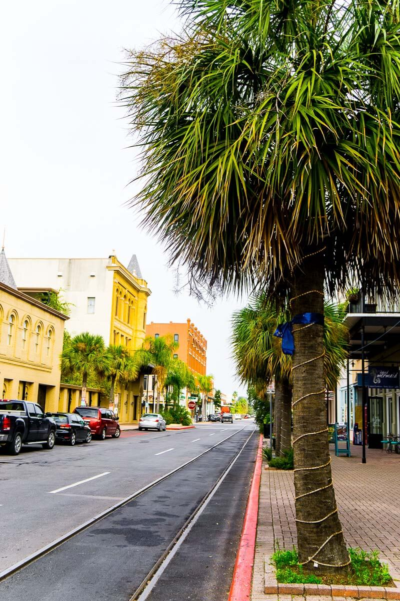 Don't forget about one of the best things to do in Galveston TX - the Strand!